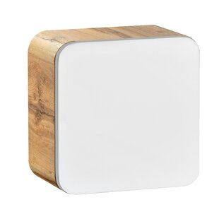 McCook 35 X 35cm Wall Mounted Cabinet By Ebern Designs