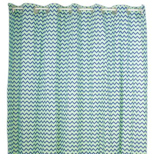 Dabney Cotton Single Shower Curtain