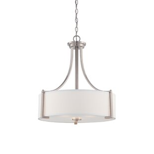 Latitude Run Bergen 3-Light Pendant