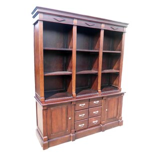 Open Front Oversized Set Bookcase