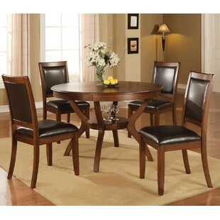 5 Piece Dining Set Infini Furnishings