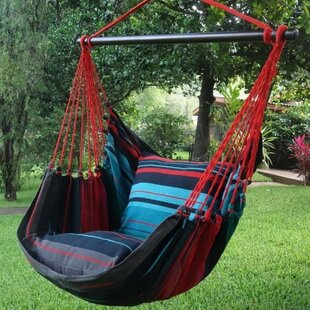 Camren Hanging Chair by Lynton Garden