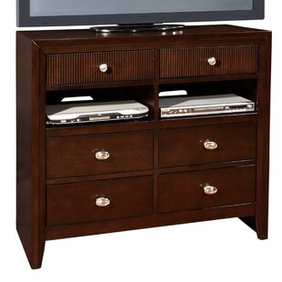 Dion 6 Drawer Media Chest