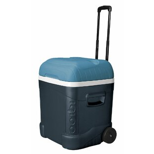 70 Qt. MaxCold Ice Cube Roller Cooler