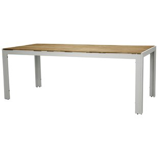 Hyeon Aluminium Dining Table By Sol 72 Outdoor