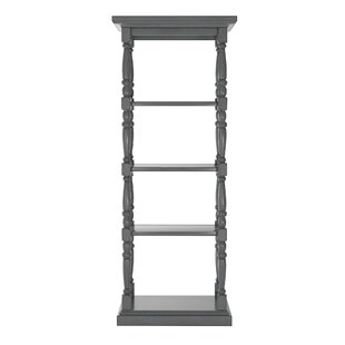 Ramon Traditional Etagere Bookcase