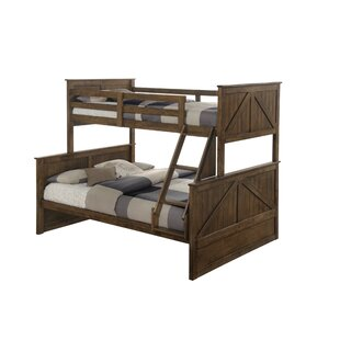 Thorndale Twin Over Full Panel Bed By Simmons Casegoods by Harriet Bee Great Reviews