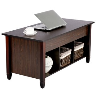 Steele Lift Top Coffee Table by Winston Porter