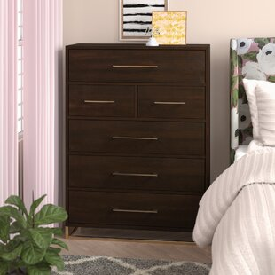 Elston 5 Drawer Chest by Willa Arlo Interiors Herry Up