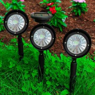 Bargain Triplit Solar 3 Light Spot Light (Set of 3) By Touch of ECO