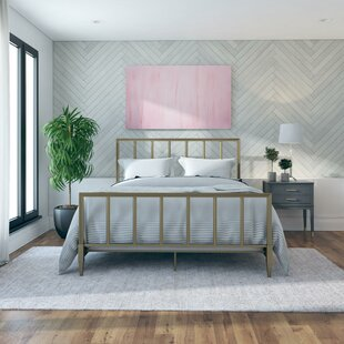 Reviews Blair Panel Bed by CosmoLiving by Cosmopolitan Reviews (2019) & Buyer's Guide