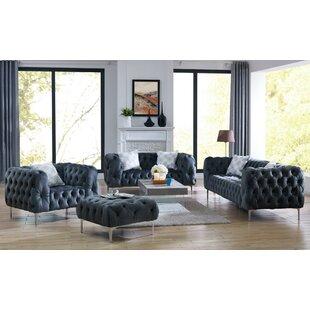 Mcatee 3 Piece Living Room Set by Rosdorf Park