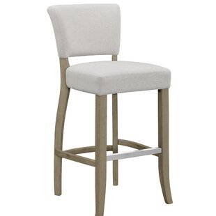 Gaetano 29 Bar Stool (Set Of 2) by One Allium Way New Design