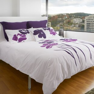 Bridgeport 100% Cotton 3 Piece Queen Duvet Cover Set