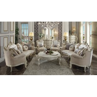 Caiden 2 Piece Configurable Living Room Set by Rosdorf Park