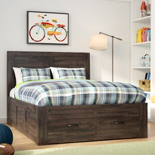 Athol Platform Bed by Three Posts Cheap