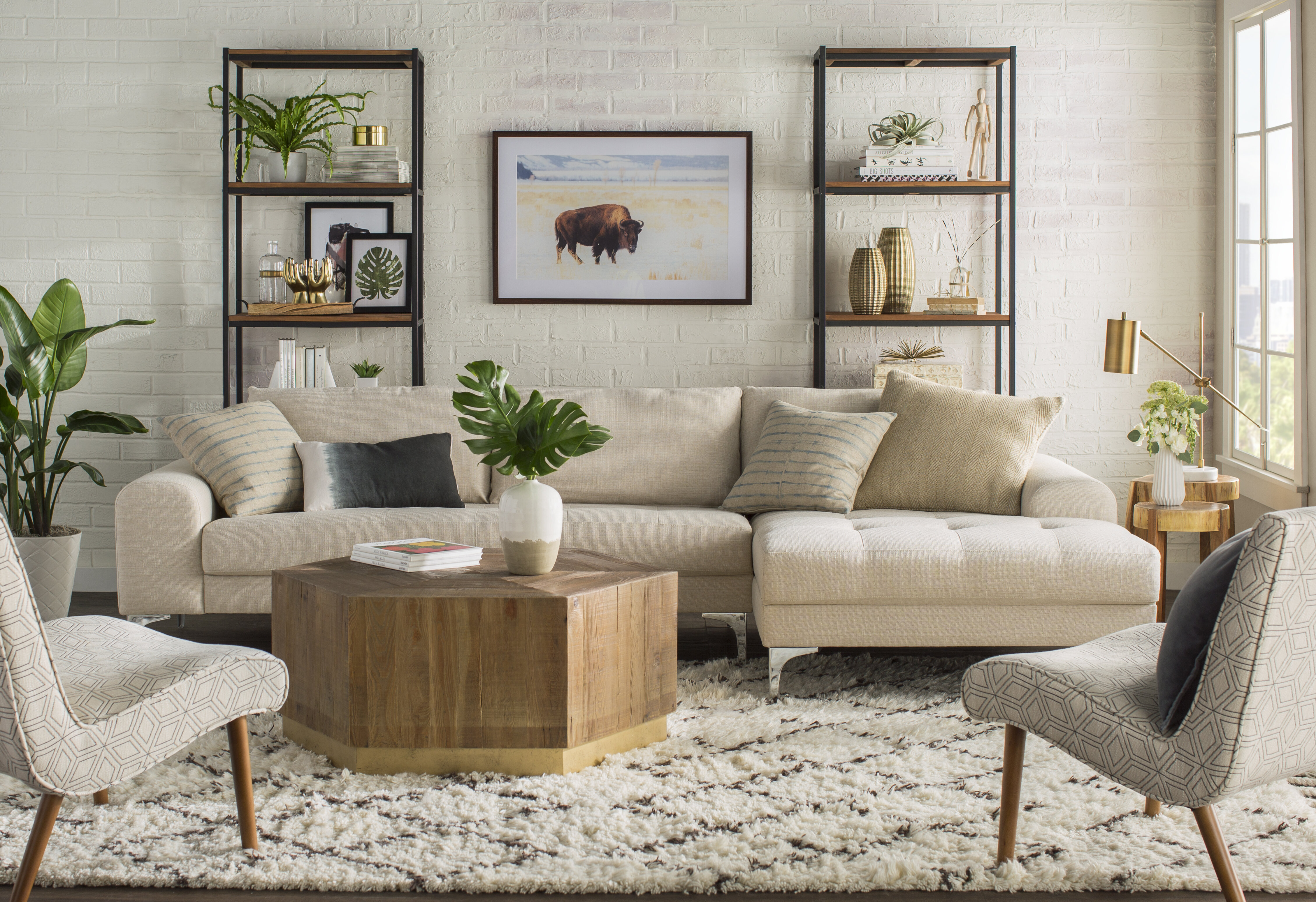 How to Choose the Best Sectional Sofa for You | Wayfair