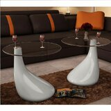 Abstract 2 Bunching Tables (Set of 2) by Orren Ellis