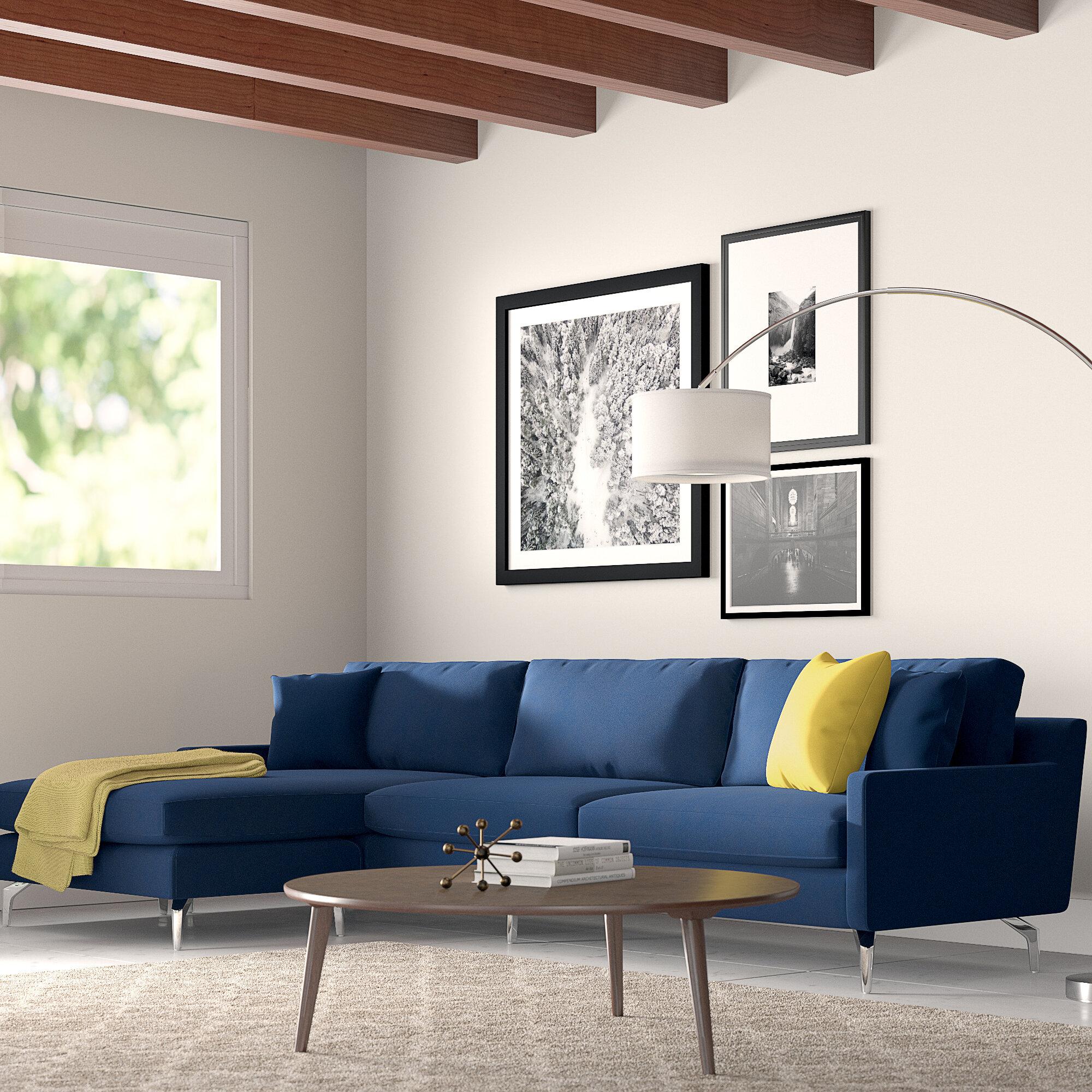 Admirable Clara Reversible Modular Sectional Creativecarmelina Interior Chair Design Creativecarmelinacom