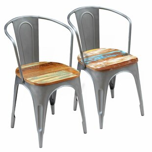 Barlett Dining Chair (Set of 2) by Williston Forge