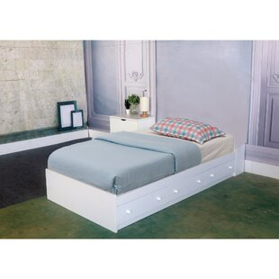 Haar Luxurious Twin Mate's & Captain's Bed with 3 Drawers