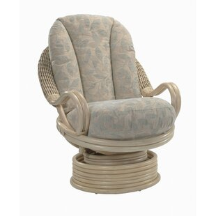 Cavaillon Swivel Rocker Armchair By August Grove