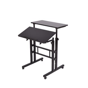 Mind Reader 2 Tier Sit and Stand Desk