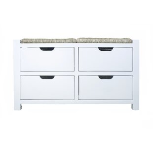 Searching for Gearhart Wood Storage Bench By Highland Dunes