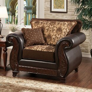 Russell Club Chair by Fleur De Lis Living