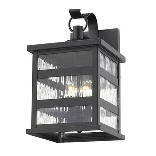 Maumee 3-Light Outdoor Wall Lantern by Gracie Oaks