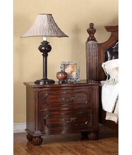Dunton 2 Drawer Nightstand by A&J Homes Studio Today Only Sale