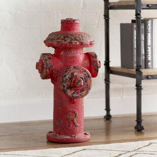 Fire Hydrant Garden Statue | Wayfair