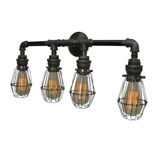 Big Save 4-Light Vanity Light By West Ninth Vintage
