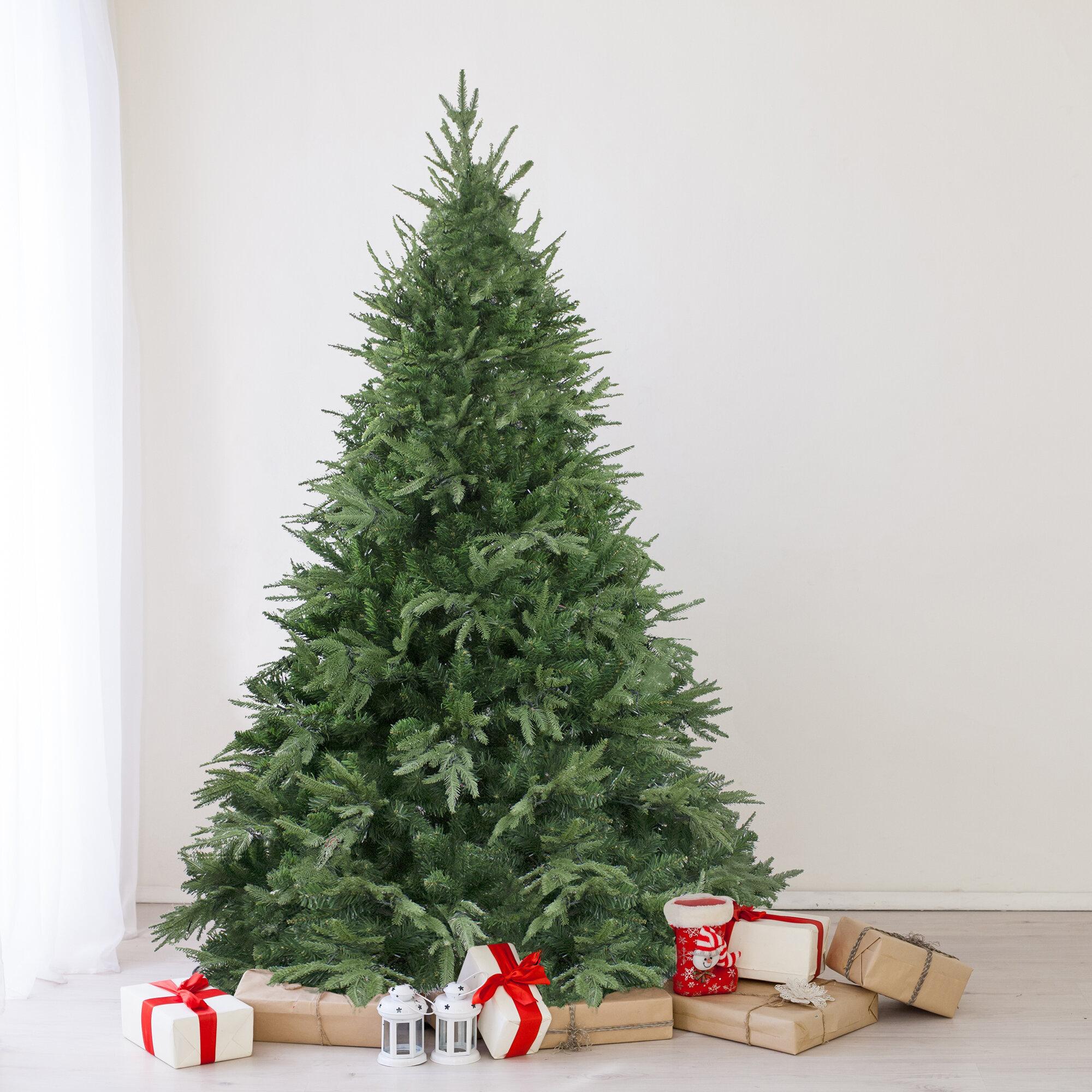 Northlight 7 5 Green Fir Artificial Christmas Tree Wayfair