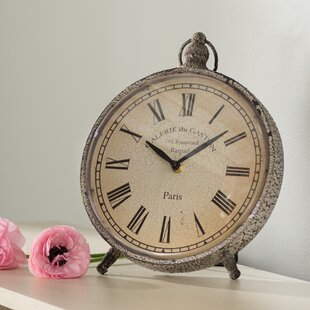 Beautiful Arcada Table Clock