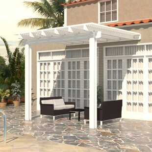 Heritage Patios 12 ft. W x 8 ft. D Patio ..