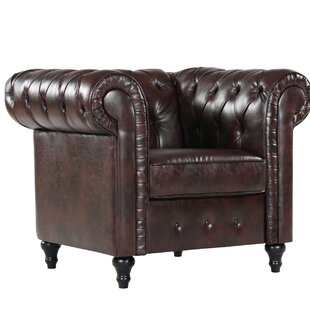 Buy luxury Teressa Chesterfield Chair by Darby Home Co Reviews (2019) & Buyer's Guide
