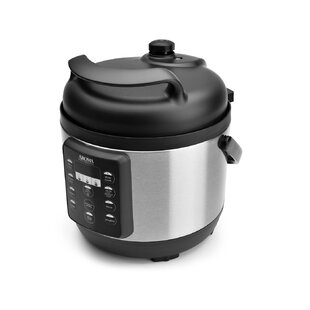 3 Qt. Professional Digital Pressure Cooker