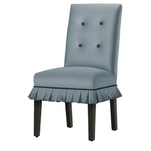 Jackson Skirted Upholstered Dining Chair Sloane Whitney