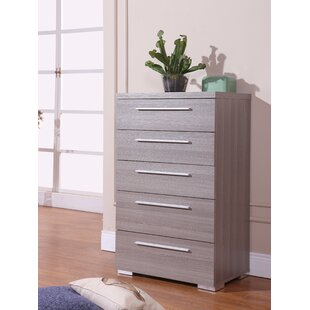 Kesgrave 5 Drawer Chest by Orren Ellis Coupon