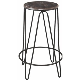 Compare Oliverio 30 Bar Stool by Union Rustic Reviews (2019) & Buyer's Guide