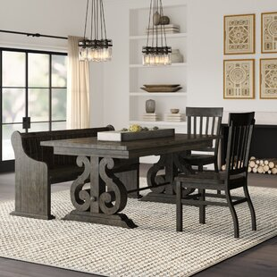 Ellenton 4 Piece Dining Set