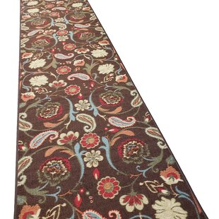 Hinman Brown Indoor/Outdoor Area Rug