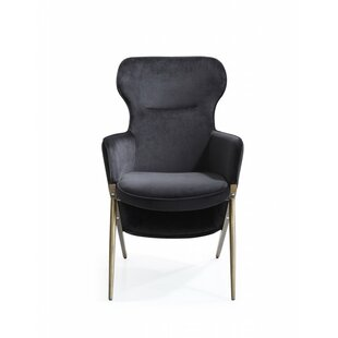 Epping Upholstered Dining Chair by Mercer41 Today Sale Only