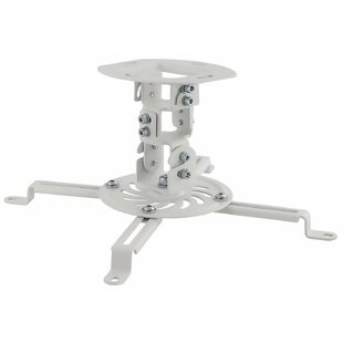 Projector Height Adjustable Stand Universal Ceiling Mount by Mount-it Today Only Sale