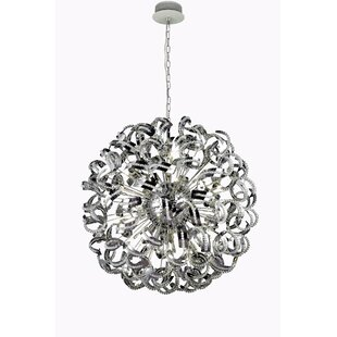 Orren Ellis Thalassa 30-Light Chandelier
