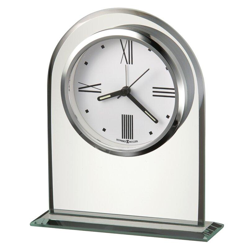 Regent Alarm Table Clock