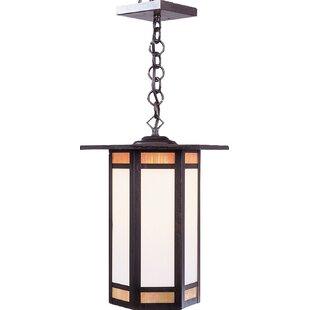 Arroyo Craftsman Etoile 1-Light Outdoor Pendant