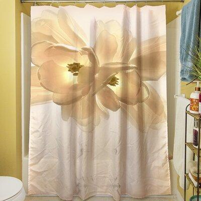 Lovely Tulip Shower Curtain