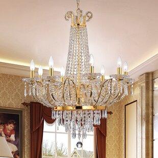 Astoria Grand Palatine 8-Light Candle Sty..